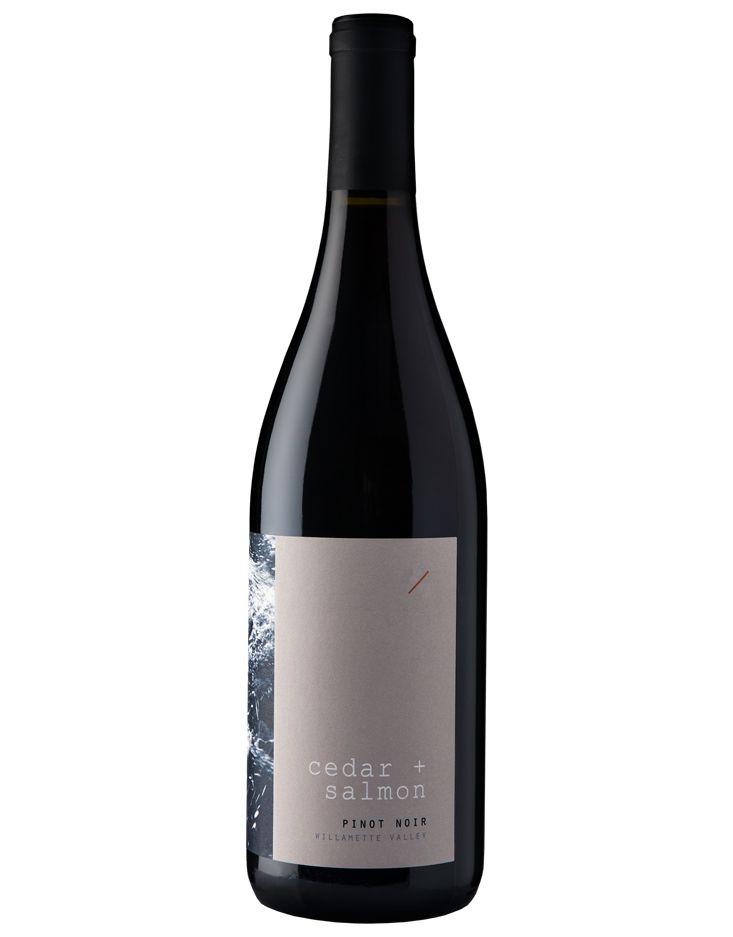 Cedar + Salmon 2017 Pinot Noir, Willamette Valley, Oregon