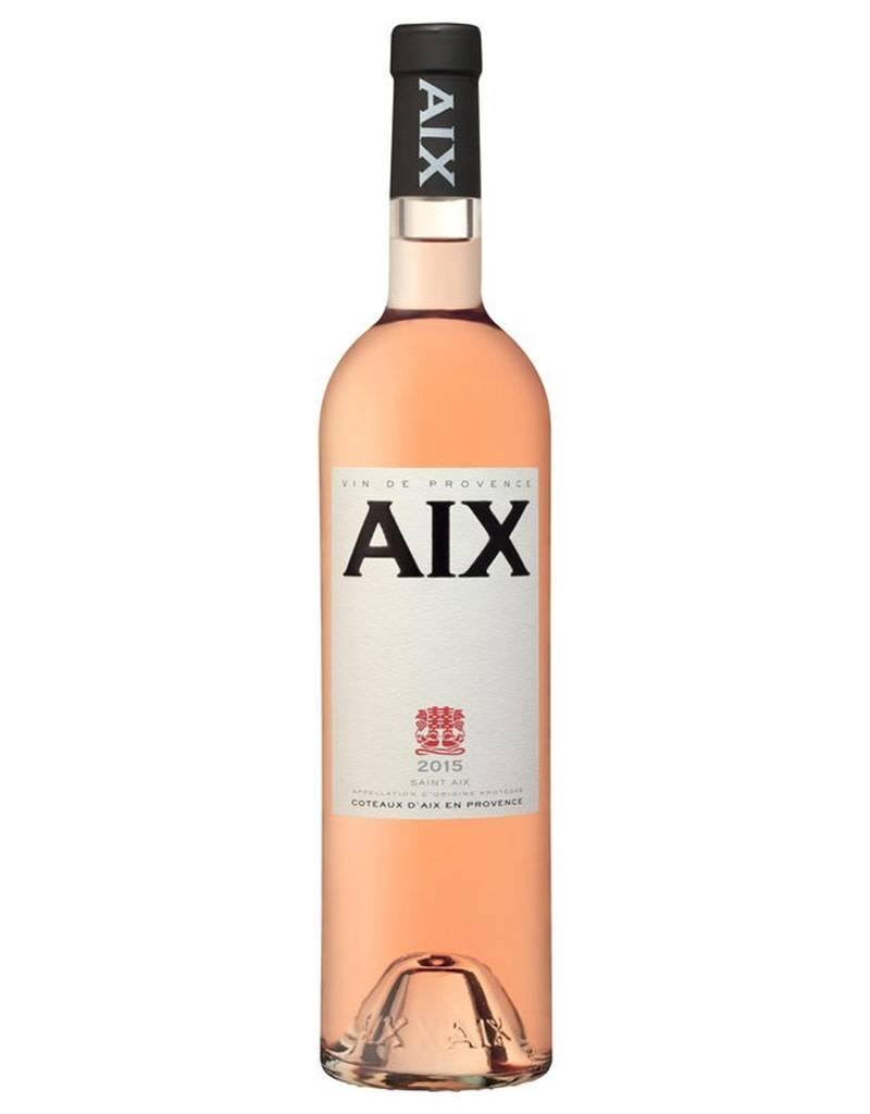 Saint AIX Maison Saint Aix 2018  'AIX' Rosé Coteaux d'Aix-en-Provence, France