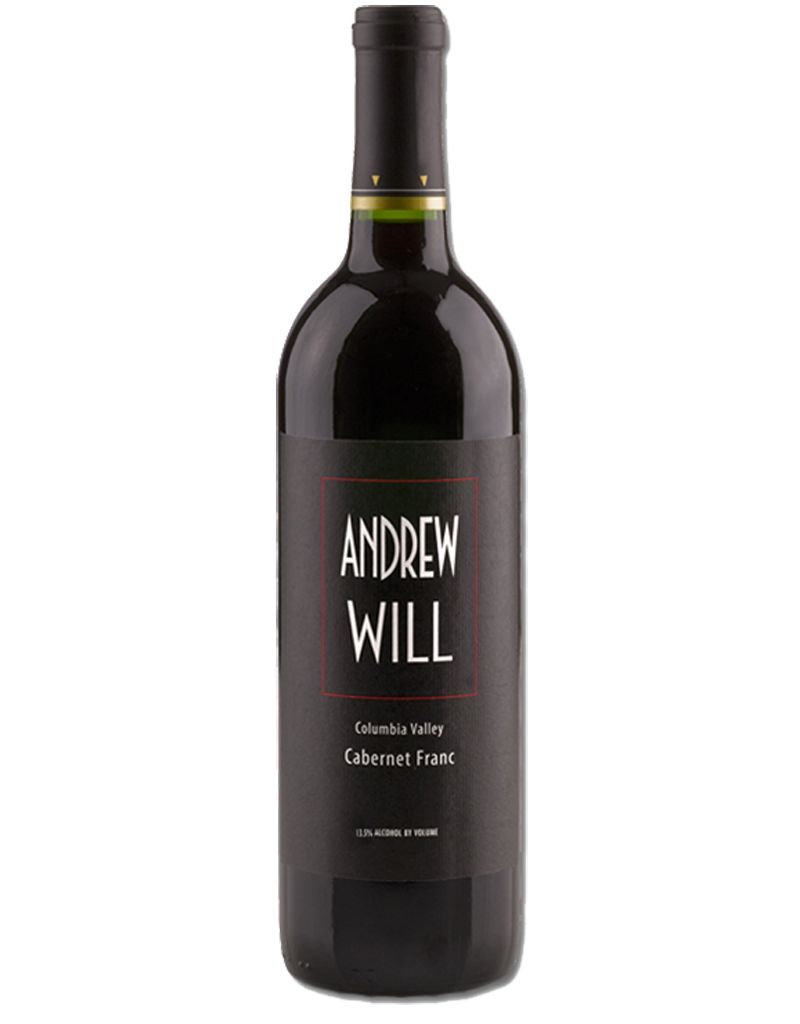 Andrew Will 2015 Cabernet Franc, Columbia Valley