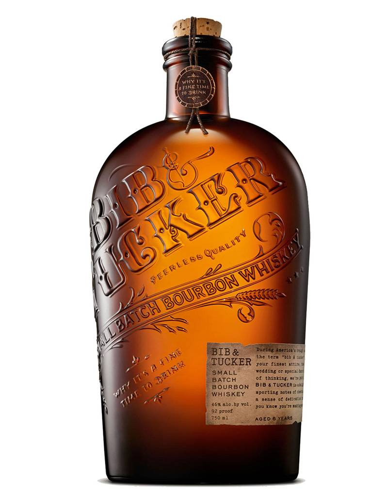 Bib & Tucker 6 Year Small Batch Bourbon, Kentucky