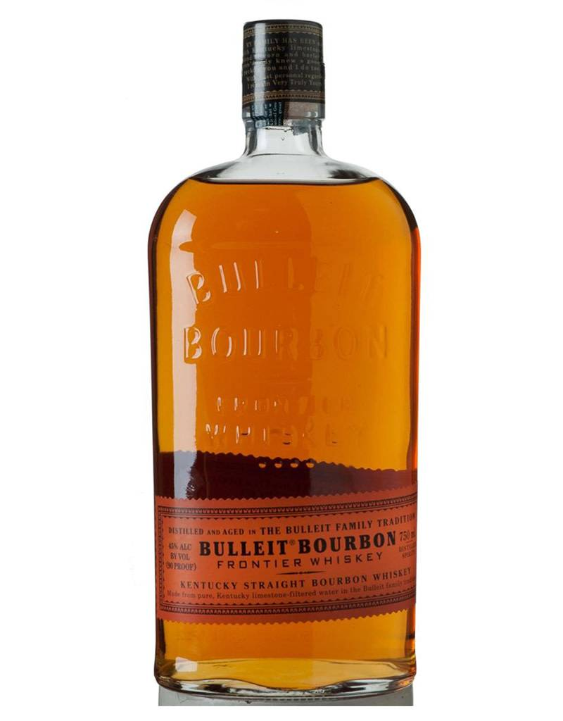 Bulleit Bulleit Frontier Kentucky Straight Bourbon Whiskey, 1.75L