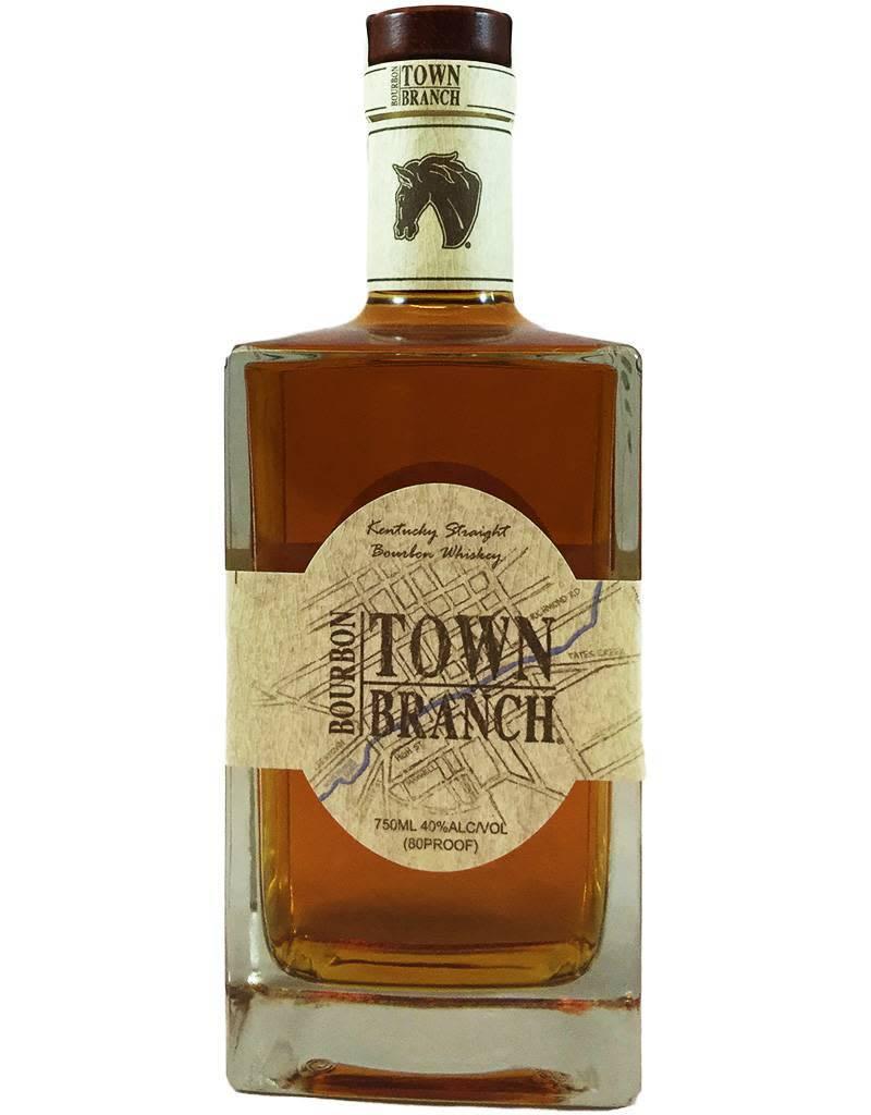 Town and Branch Bourbon, Kentucky