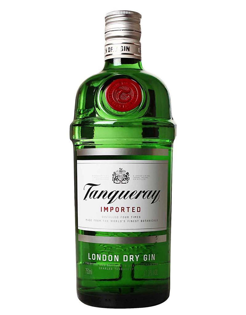 Tanqueray London Dry Gin, England