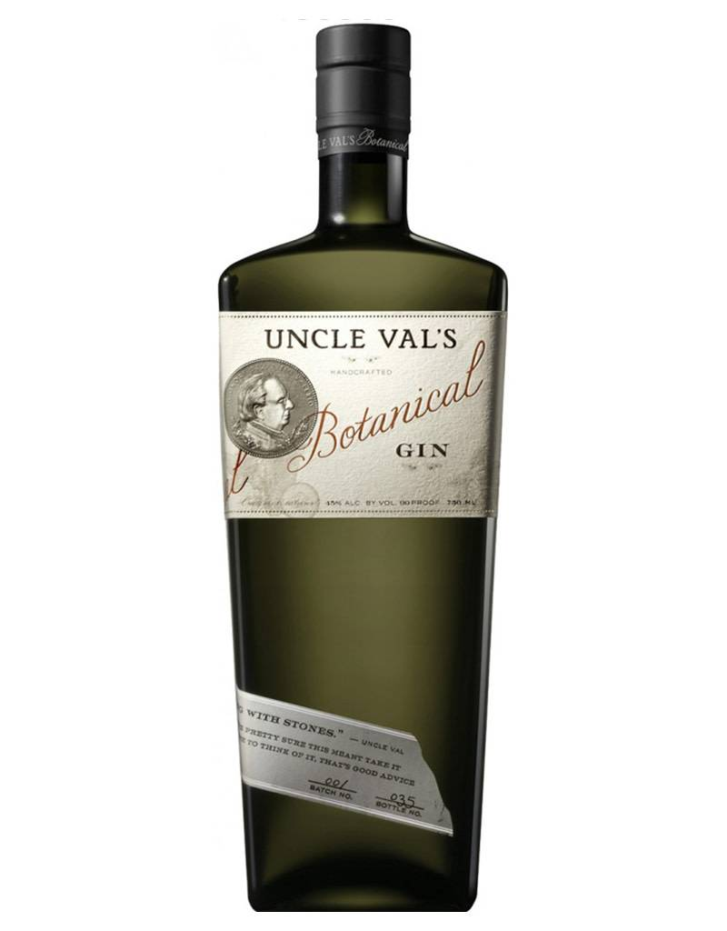 Uncle Val's Botanical Gin, California