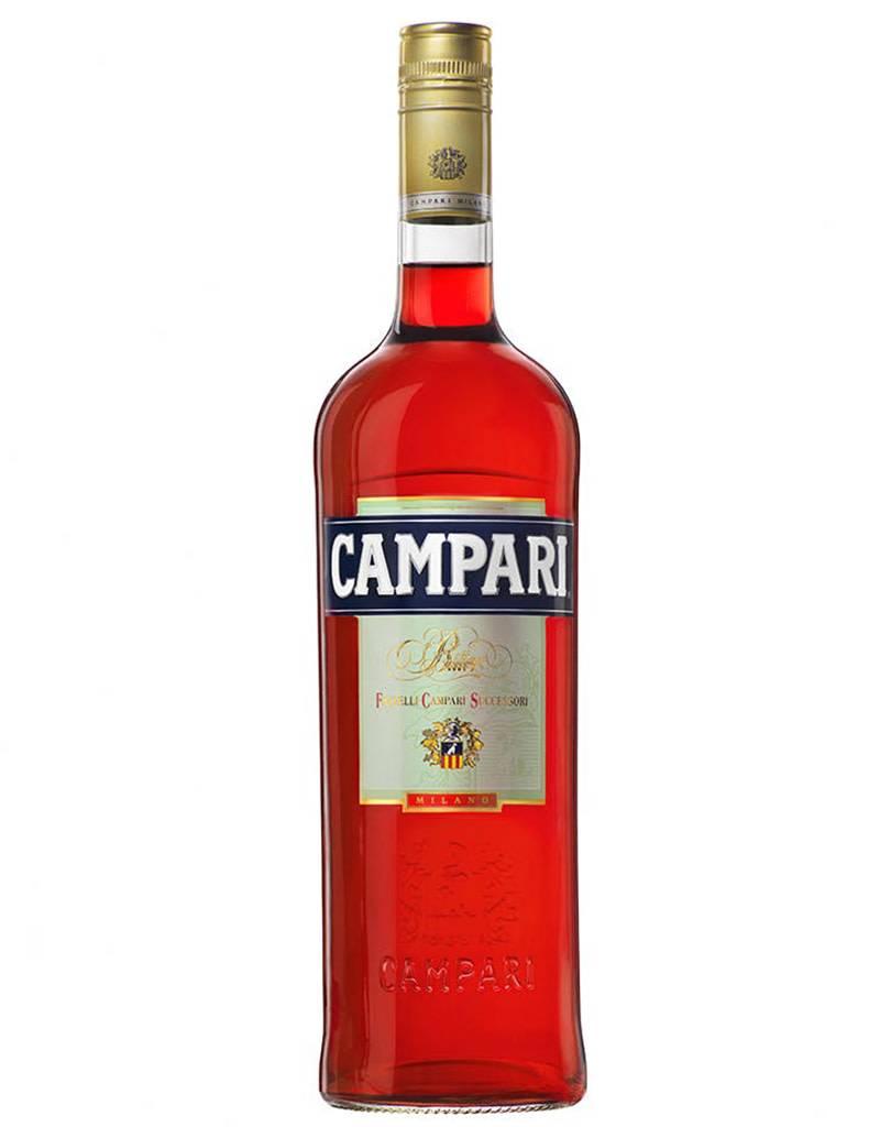 Campari Campari Bitter Aperitif, Lombardy, Italy