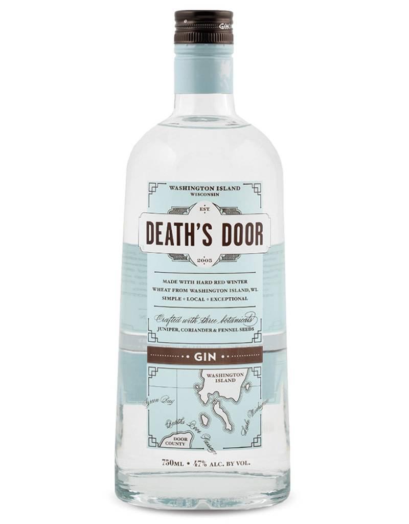 Death's Door Distillery Death's Door Gin, WI