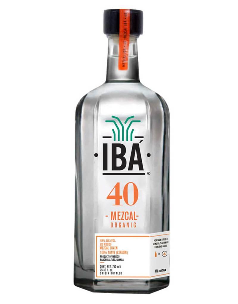 IBA Mezcal IB 40 Mezcal (Organic) [Kosher]
