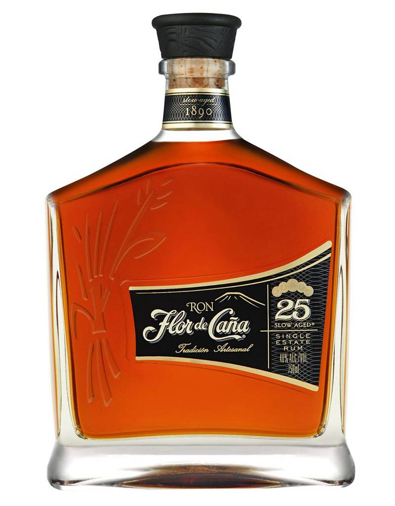 Flor de Cana Flor de Caña 25 Single Estate Rum, Panama