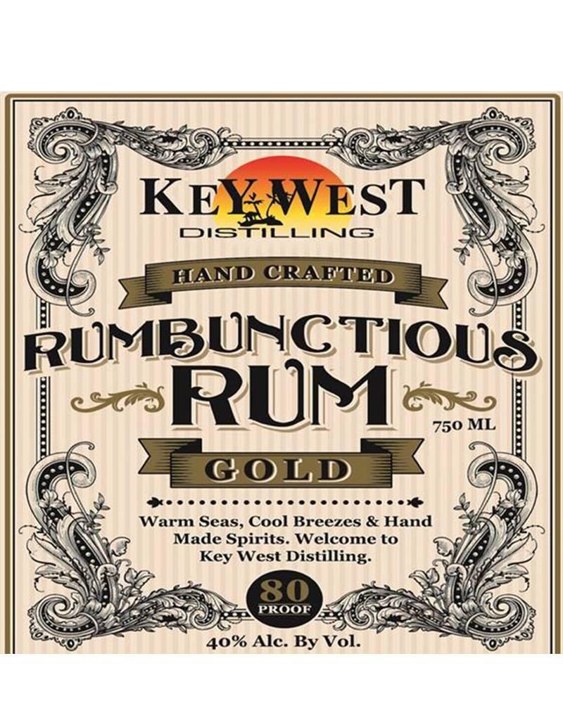 Key West Distilling Key West Distilling Rumbunctious Rum Gold