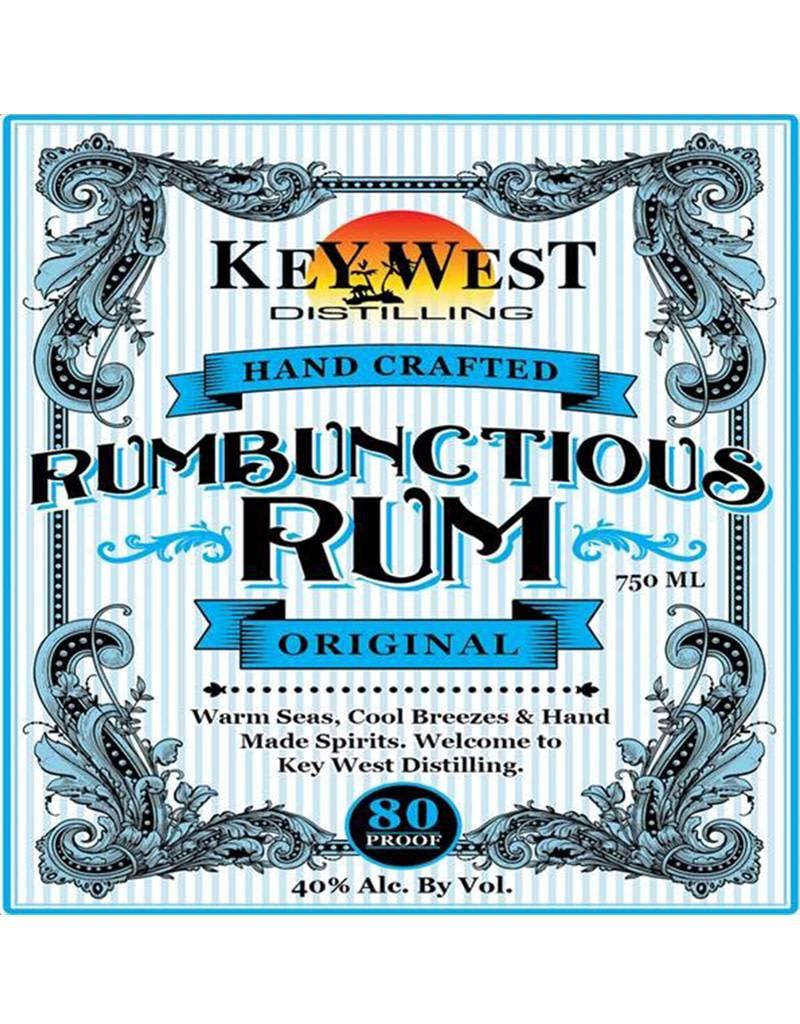 Key West Distilling Key West Distilling Rumbunctious Rum Silver