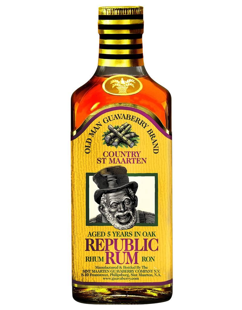 Old Man Guavaberry Brand Old Man Guavaberry Brand 5 Year Republic Rum
