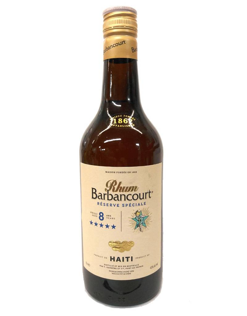 Barbancourt Rhum Barbancourt Reserved 8 year, Haiti