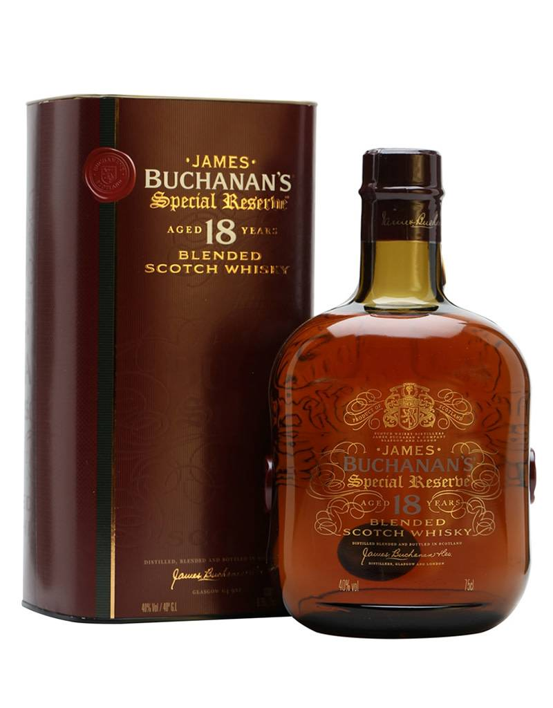 Buchanan's Buchanan's 18 Year Special Reserve Scotch Whiskey
