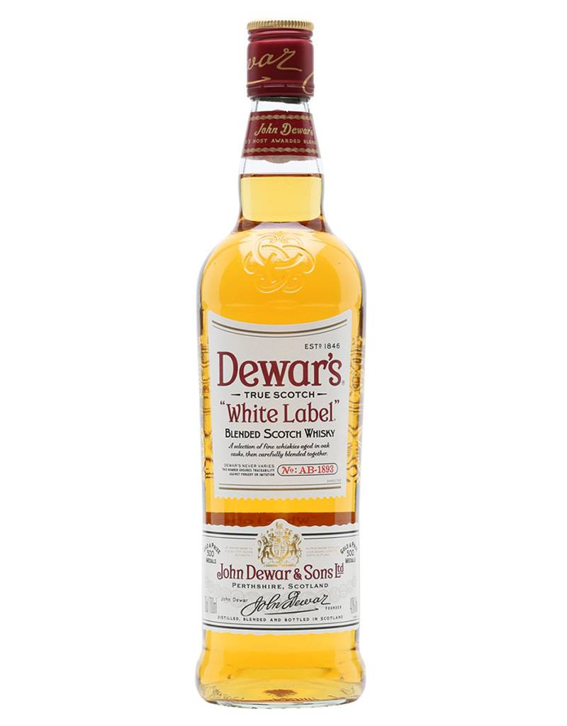 Dewar's Dewar's White Label Blended Scotch