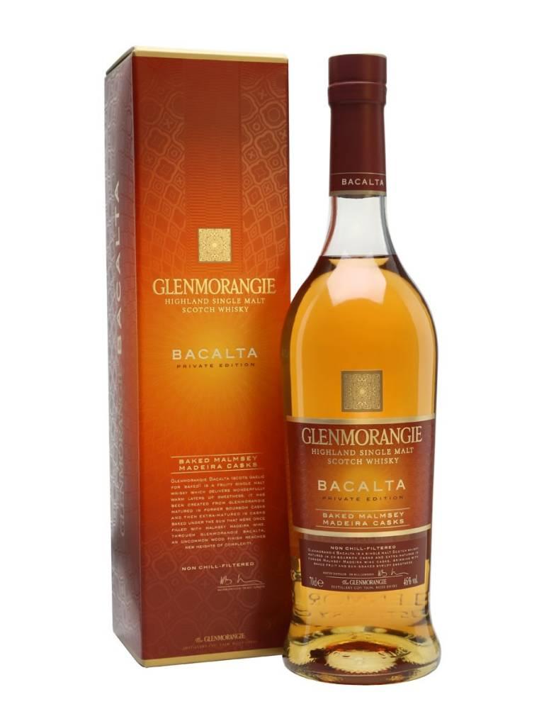 Glenmorangie Distillery Co. of Tain Glenmorangie Bacalta, Madeira-Aged Scotch Whisky