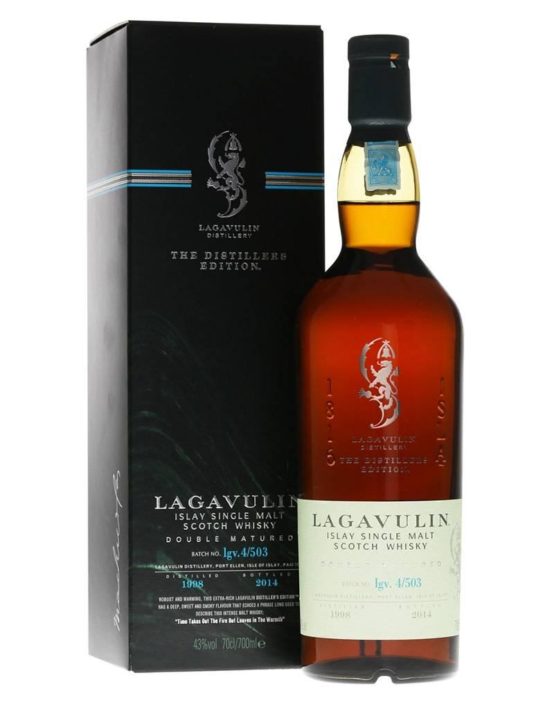 Lagavulin Distillery Lagavulin The Distillers Edition Scotch Whisky