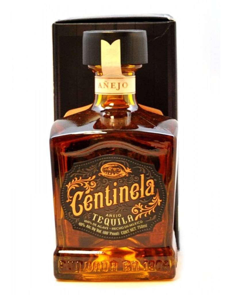 Centinela Anejo Tequila, 100% Agave