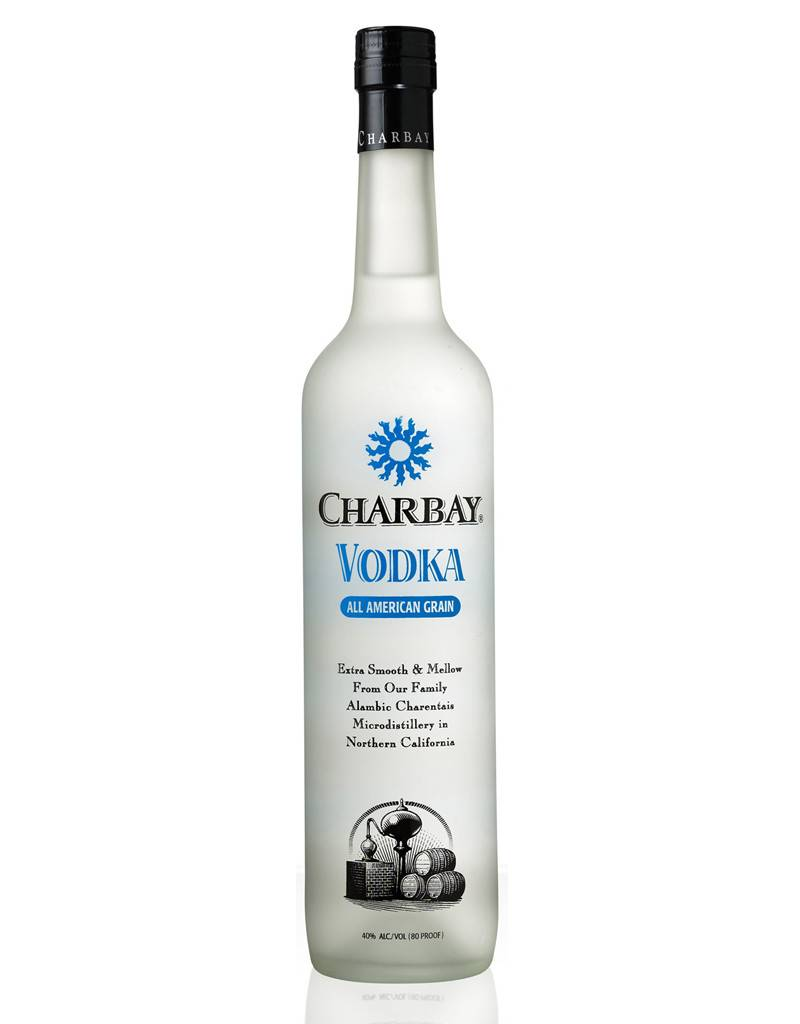 Domaine Charbay Distillers Charbay All American Grain Vodka