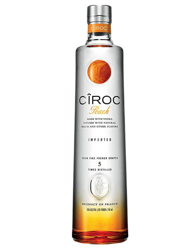 Ciroc Distillery Ciroc Peach Vodka