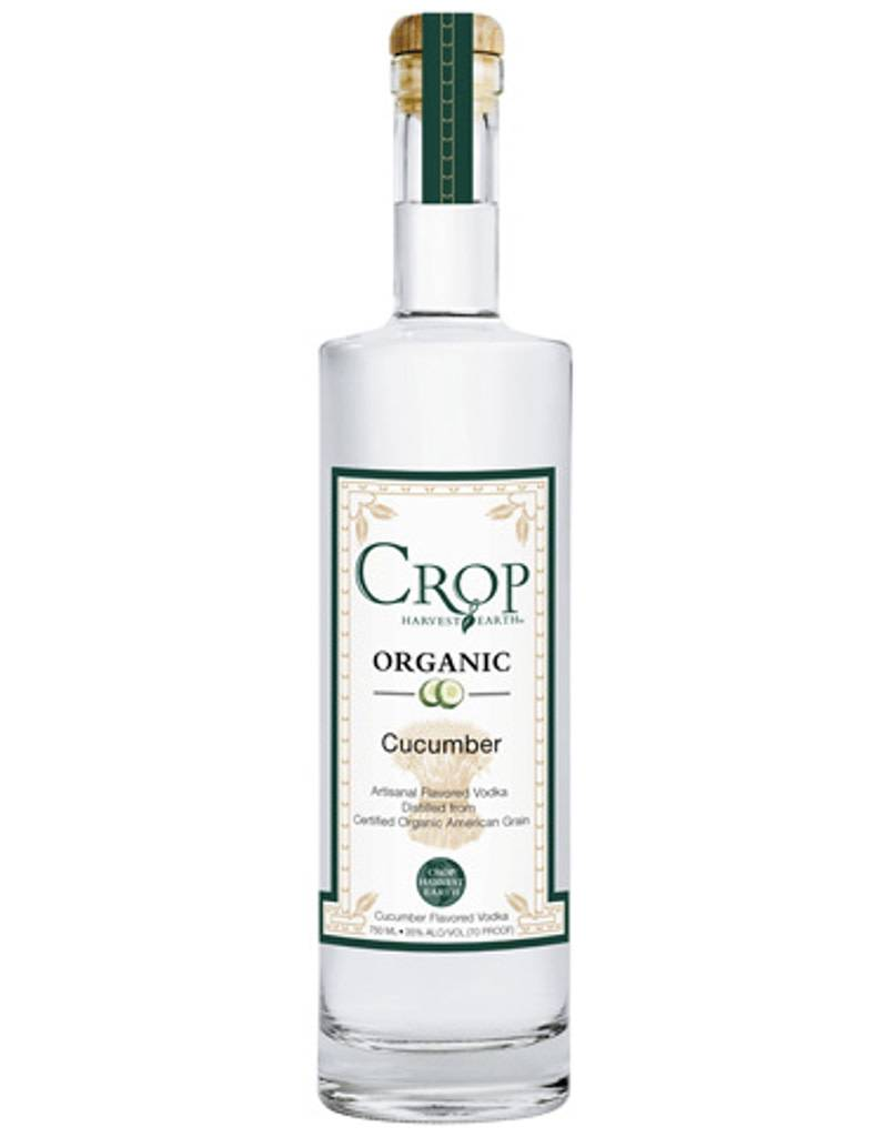 Crop Harvest Earth Co. Crop Organic Cucumber Vodka