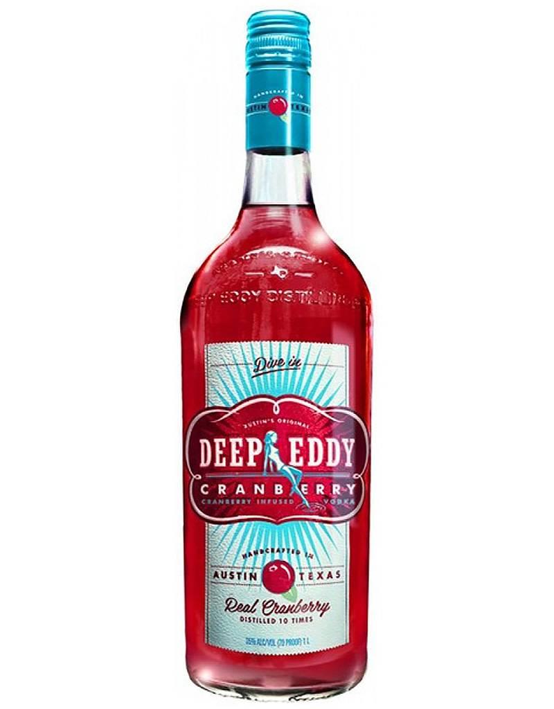 Deep Eddy Distilling Deep Eddy Cranberry Vodka, Texas