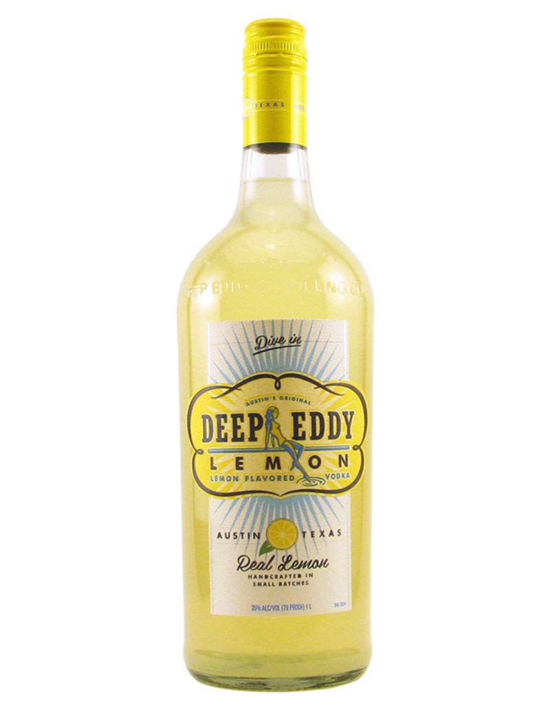 Deep Eddy Distilling Deep Eddy Lemon Vodka, Texas