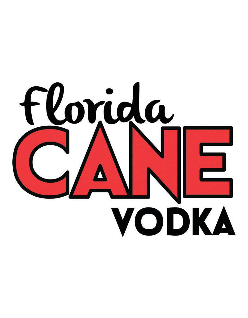 Florida Cane Distillery Florida Cane Plant City Strawberry Small Batch Premium Vodka
