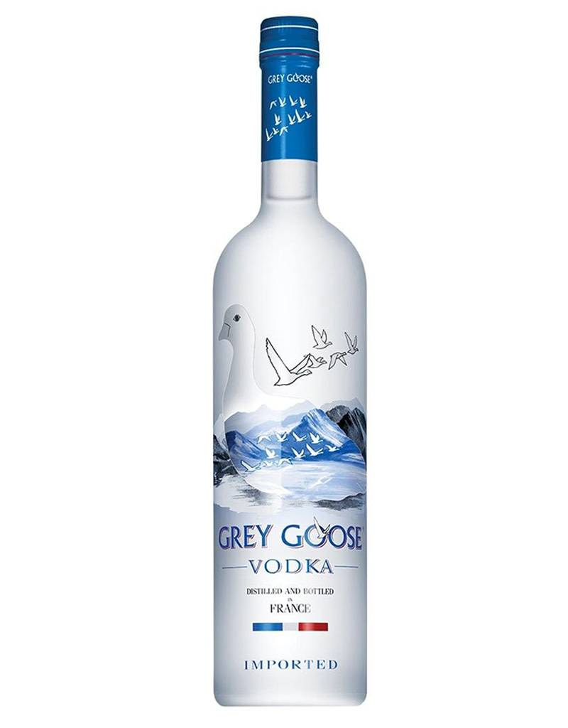 Grey Goose Co. Grey Goose Vodka, France 375mL