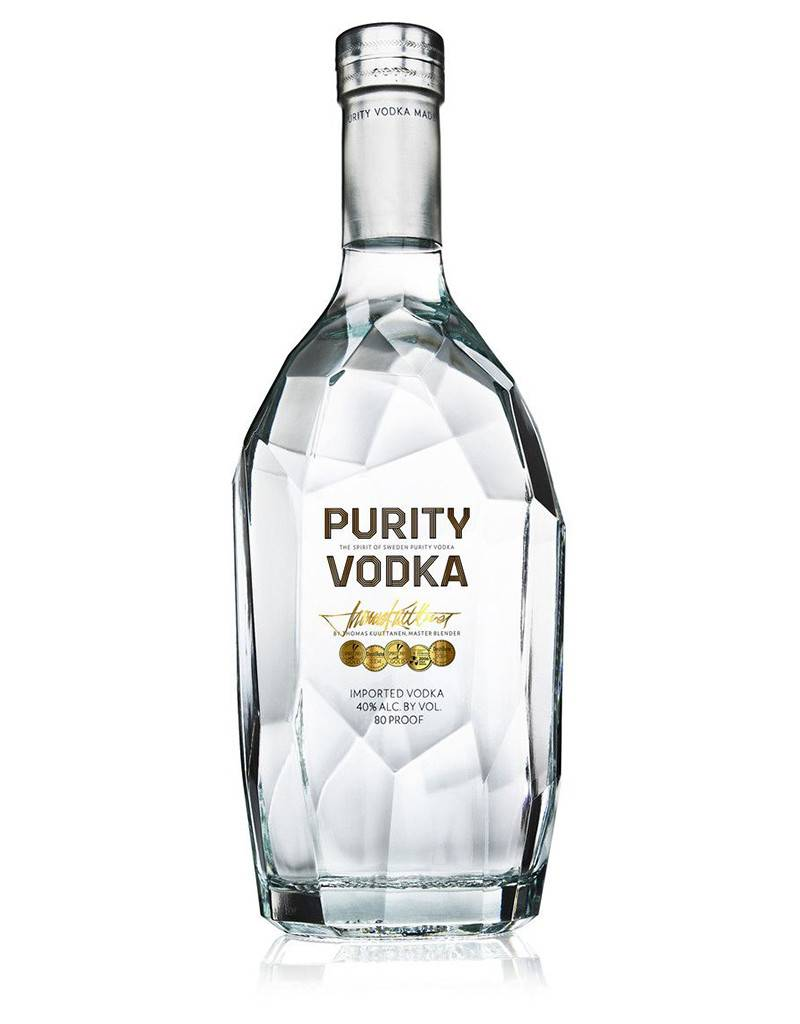Purity Vodka Purity Grain Vodka, Sweden
