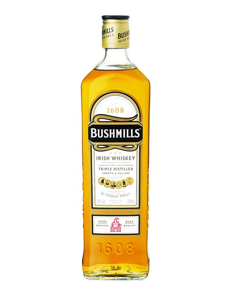 "The ""Old Bushmills"" Distillery Co. Bushmills Original Irish Whiskey"