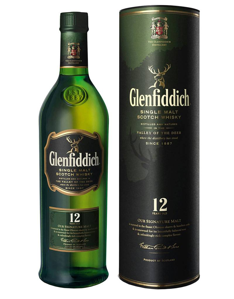 Glenfiddich Glenfiddich 12 Year Whisky