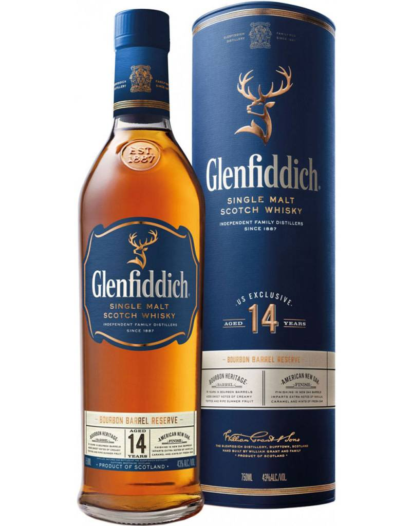Glenfiddich Glenfiddich 14 Year Whisky