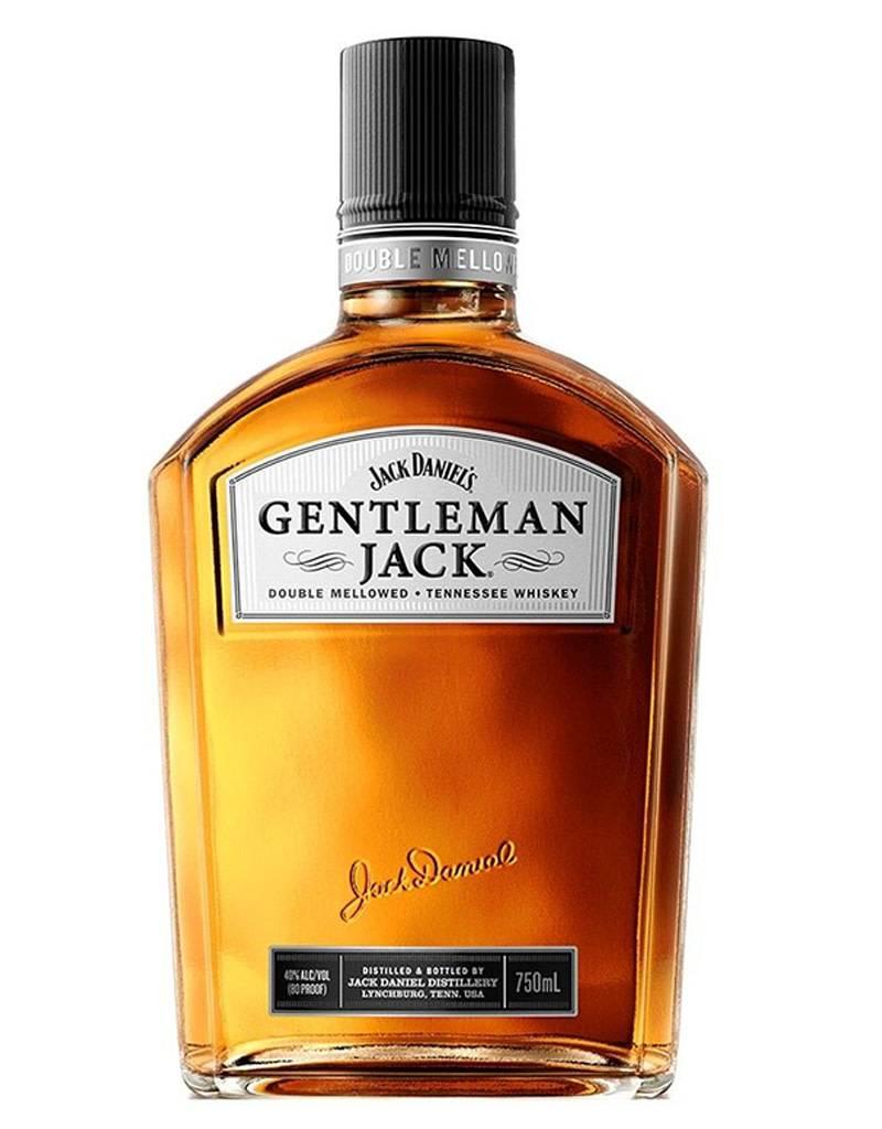 Jack Daniels Distillery Jack Daniel's Gentleman Jack Whiskey