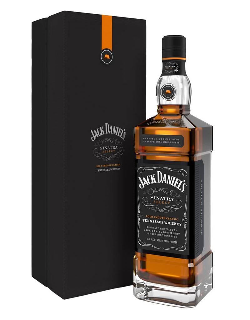 Jack Daniels Distillery Jack Daniel's Sinatra Select Whiskey, 1L