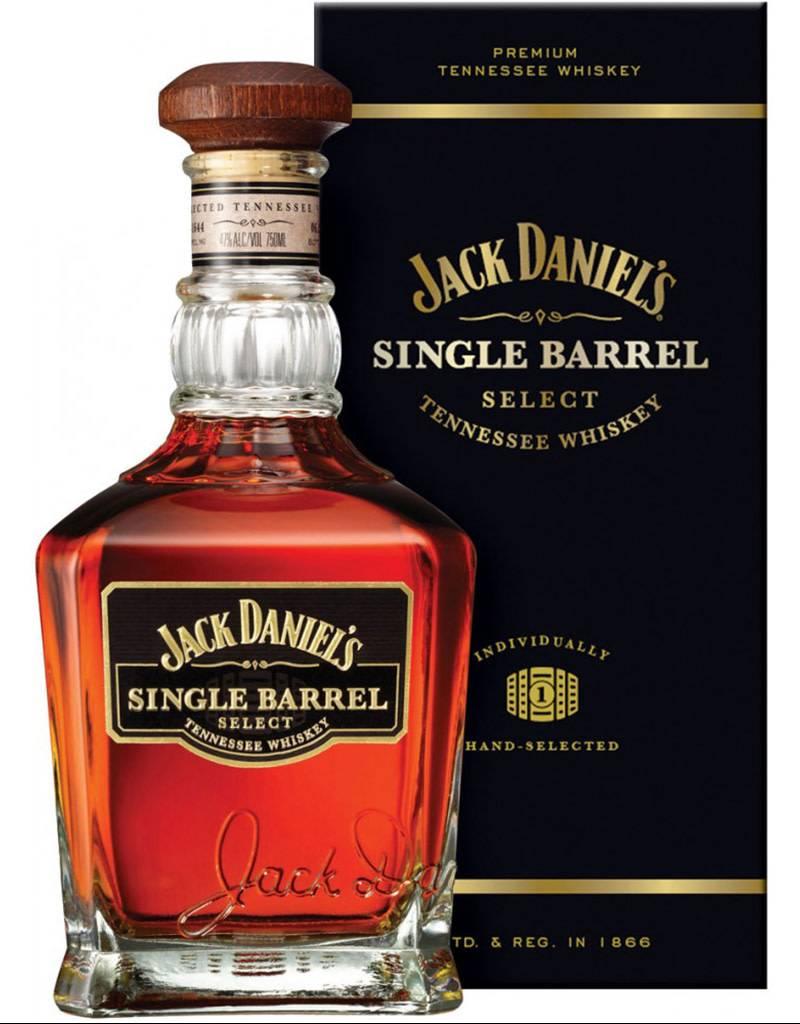 Jack Daniels Distillery Jack Daniel's Single Barrel Select Tennessee Whiskey, Tennessee, USA