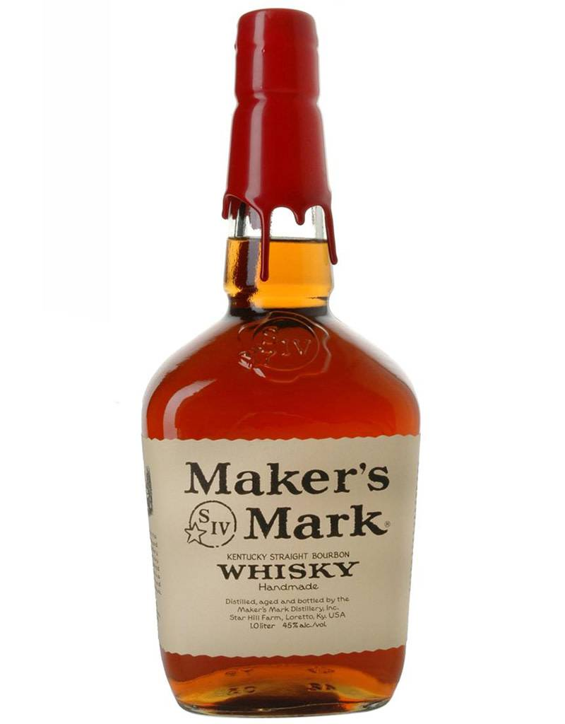 Maker's Mark Distillery Inc. Maker's Mark Bourbon Whisky, 1.75L