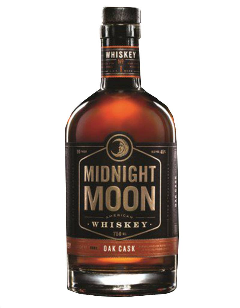Piedmont Distillers Midnight Moon American Whisky Oak Cask