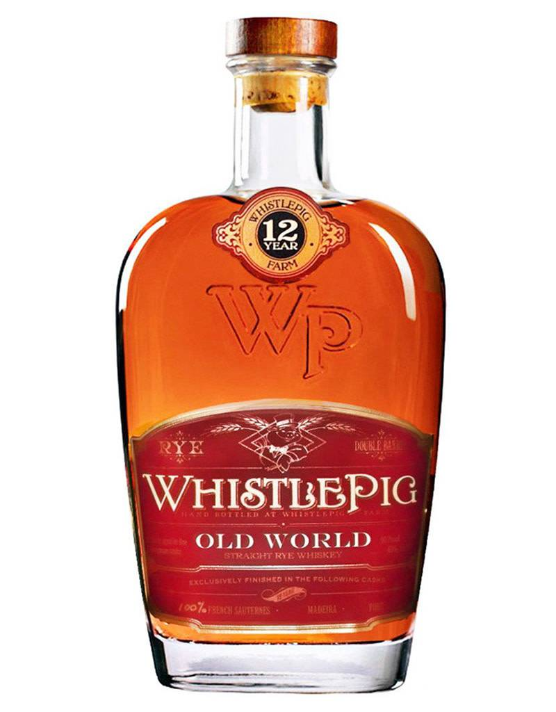Whistlepig WhistlePig Old World Straight Rye 12 Year Whiskey