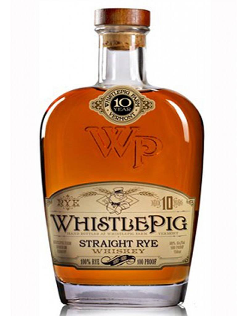 Whistlepig WhistlePig 10 Year Straight Rye Whisky, Vermont