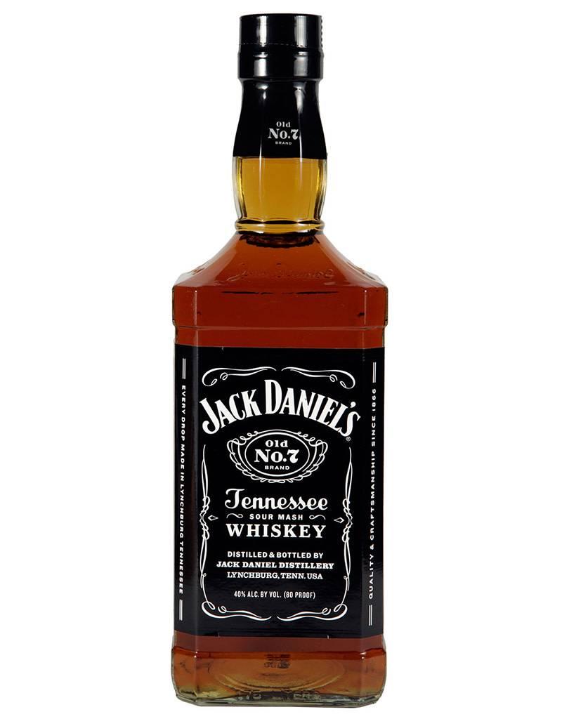 Jack Daniels Distillery Jack Daniel's Tennessee Whiskey, 1.75L