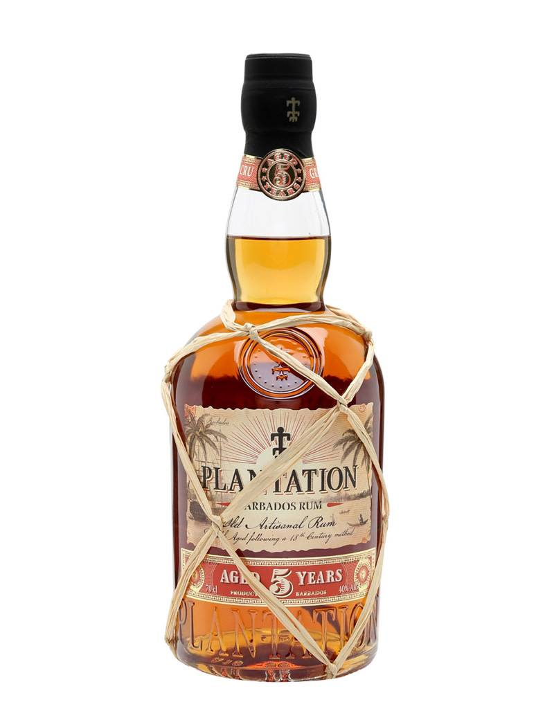 Plantation 5 Year Old Artisanal Rum, Barbados