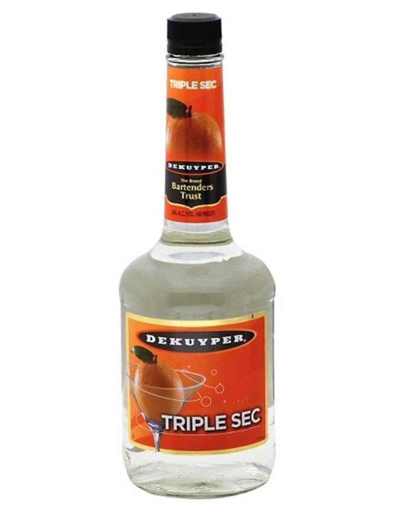 Dekuyper Triple Sec Liqueur, Kentucky