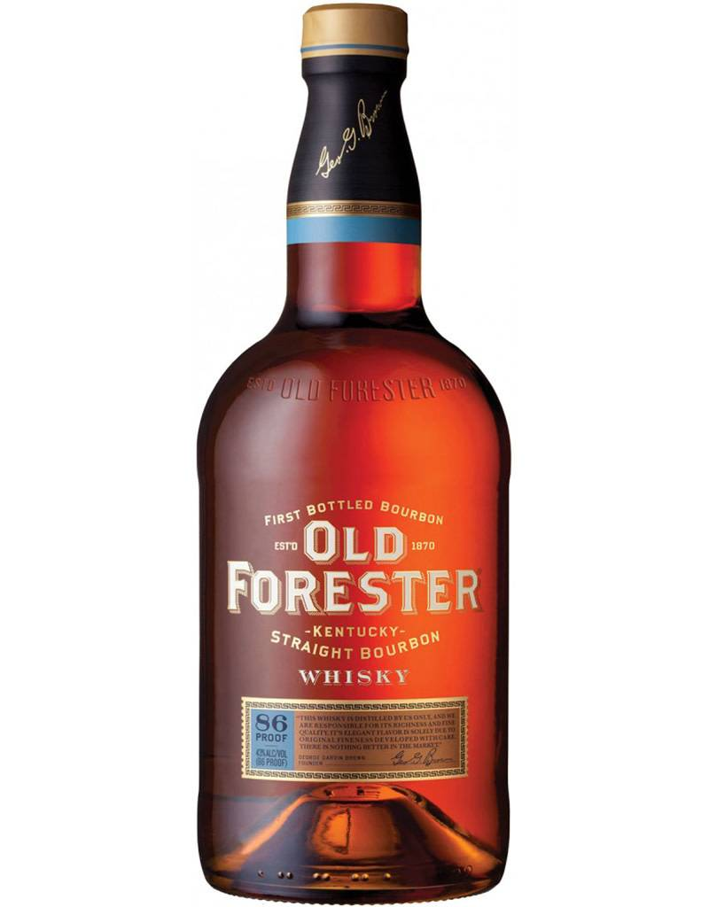 Old Forester Old Forester Kentucky Bourbon