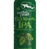 Dogfish Head Craft Brewery Dogfish Head 60 Minute IPA, 19.2oz Single Can
