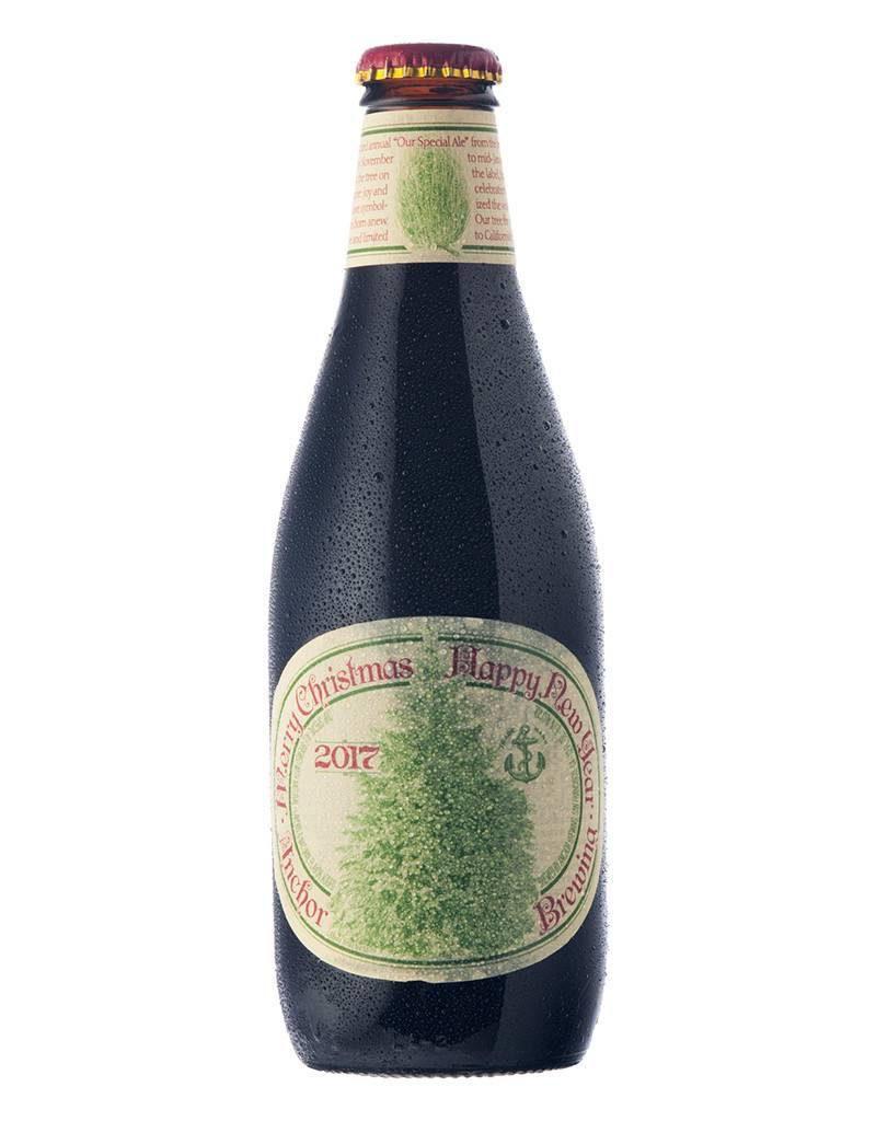 Anchor Steam Christmas Ale.Anchor Steam Christmas Ale 6pk Bottles
