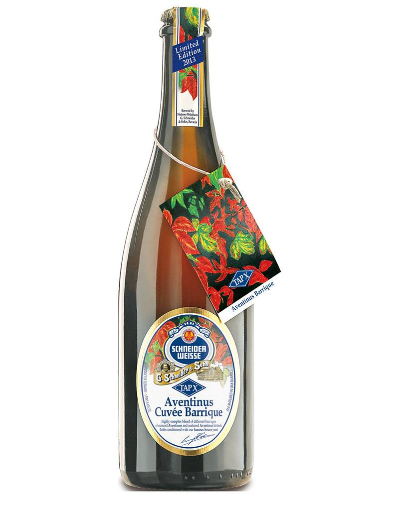 Aventinus Cuvee Barrique, Single