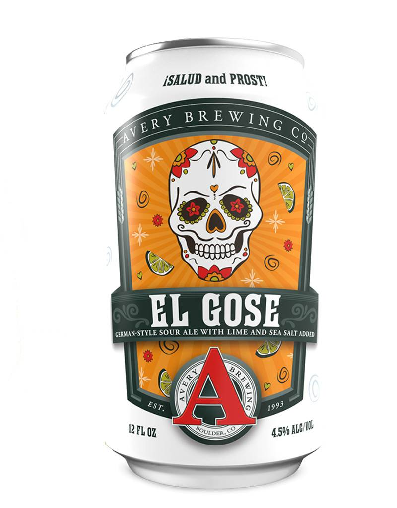 Avery Brewing Co. Avery Brewing Co. El Gose, 6pk Beer Can