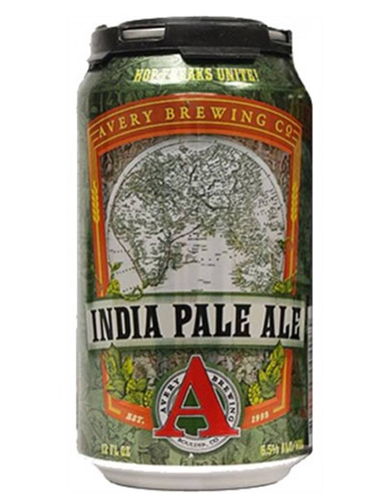 Avery Brewing Co. Avery Brewing Co. IPA, 6pk Beer Cans
