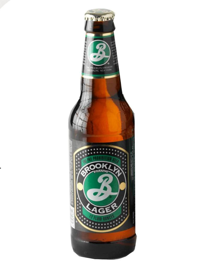 Brooklyn Brewery Brooklyn Lager Beer, 6pk