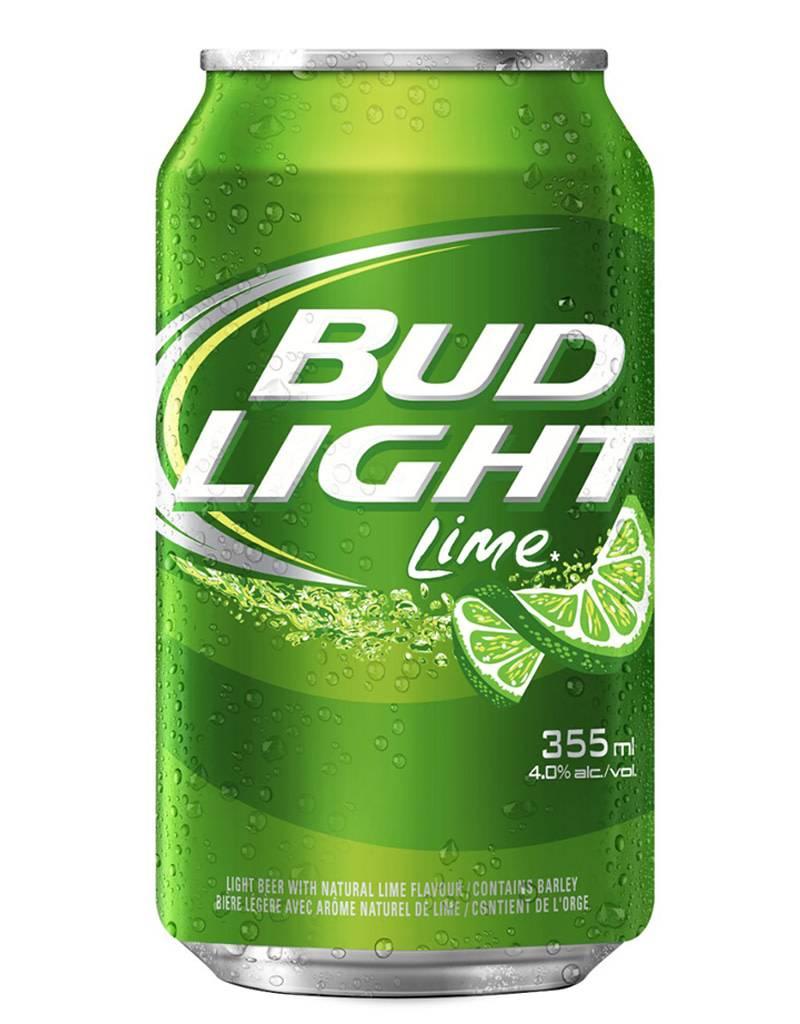 Anheuser-Busch Bud Light Lime, 12pk Cans